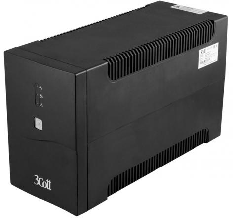 ИБП 3Cott 3Cott-1500-CNL Connect Line 1500VA ибп 3cott 450 ofc office line 450va 270w