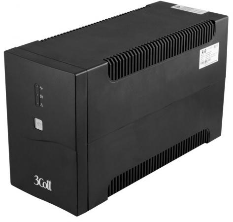 ИБП 3Cott 3Cott-2200-CNL 2200VA ибп 3cott 450 ofc office line 450va 270w