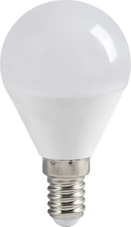 Лампа светодиодная шар IEK LLE-G45-5-230-40-E14 E14 5W 4000K подвесной светильник vitaluce v6004 1s