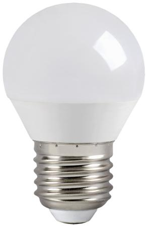 Iek LLE-G45-5-230-40-E27 Лампа светодиодная ECO G45 шар 5Вт 230В 4000К E27 IEK электродвигатель iek drv132 s4 007 5 1510