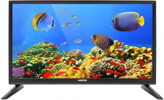 Телевизор LED 20 Harper 20R470 Черный, HD Ready, HDMI, USB, VGA Black, 16:9, 1366x768, 40000:1, 200 кд/м2, VGA, HDMI, DVB-T high quality v56 upgrade v59 universal lcd tv controller driver board pc vga hdmi usb interface