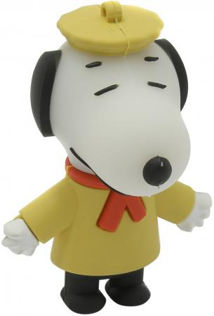 Внешний накопитель 16GB USB Drive (USB 2.0) ICONIK Собачка Снупи (RB-SNOOPY-16GB) USB 2.0 / 15 МБ/cек / 5 МБ/cек color my life stainless steel door handle cover sticker for opel zafira astra insignia vauxhall mokka astra j cruze malibu trax