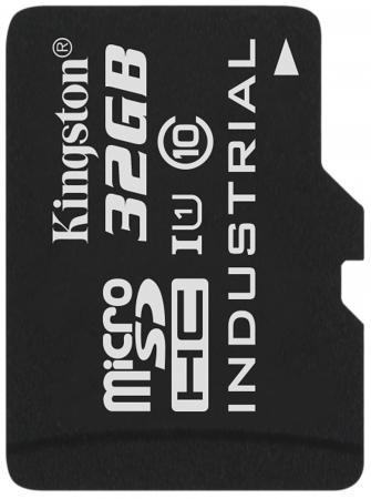 купить Карта памяти MicroSDHC 32GB Kingston Class 10 U1 UHS-I MLC (SDCIT/32GBSP) по цене 1640 рублей