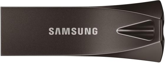 Внешний накопитель 256GB USB Drive (USB 3.1) Samsung BAR Plus (up to 300Mb/s) (MUF-256BE4/APC) цена и фото