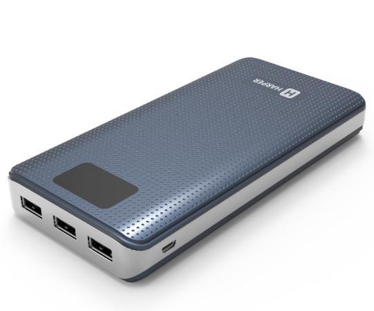 все цены на Внешний аккумулятор HARPER PB-20000 grey