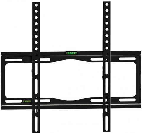 "все цены на Кронштейн Tuarex OLIMP-113 black, настенный для TV 26""-65"", макс нагр 35 кг, от стены 25мм, VESA 400x400 онлайн"