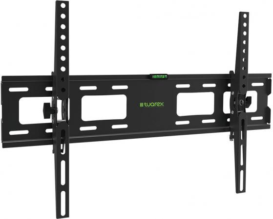 "все цены на Кронштейн Tuarex OLIMP-202 black, настенный для TV 32""-90""? от стены 48мм, наклон ±15, нагрузка макс 45 кг, VESA 600x400 онлайн"
