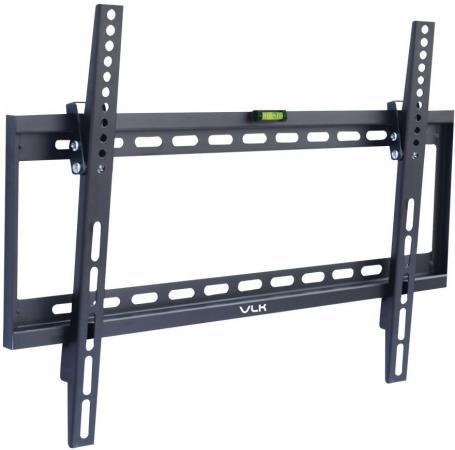 Кронштейн VLK TRENTO-33 черный 26-65 фиксированный от стены 25мм VESA 400х400мм до 40кг цена