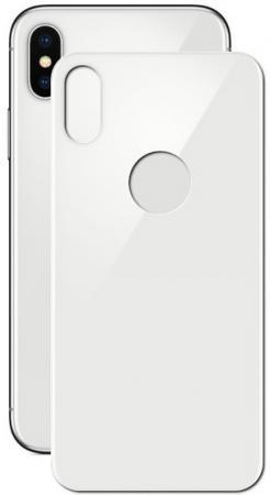 Защитное стекло 3D LuxCase 77709 для iPhone X 0.33 мм (белое)