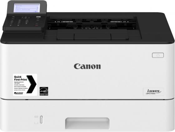 Принтер Canon I-SENSYS LBP214dw 38 страниц, LAN, Wi-fi, duplex, USB 2.0 j kowalewski canon duplex a 10 voci