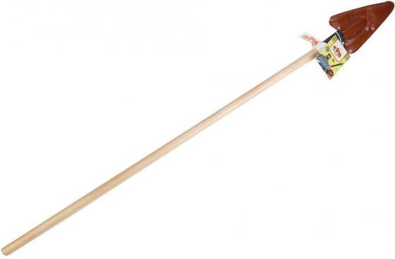 Копье Три богатыря КОПЬЁ коричневый ТБ-001 набор стрел для лука три богатыря колчан коричневый и 2 стрелы коричневый тб 013 1