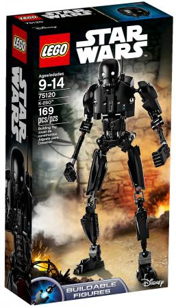 Конструктор LEGO Star Wars: K-2SO 169 элементов 75120-L цена