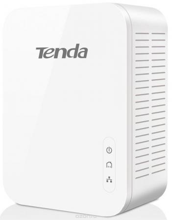 цена на Адаптер PowerLine Tenda P3 AV1000 гигабитный Powerline адаптер. GE порт; совместимость с Home Plug AV2; Plug-and-Play; низкое энергопотребление; реж
