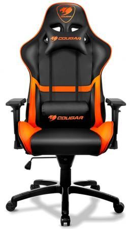 Кресло геймерское Cougar ARMOR (orange) 180123 цена и фото