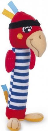Мягкая игрушка попугай Canpol Pirates 21 см мягкая игрушка minecraft witch 36 см