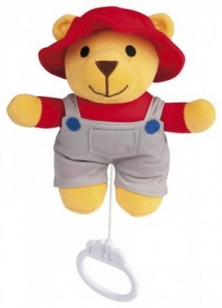 Мягкая игрушка музыкальная мишка Canpol текстиль