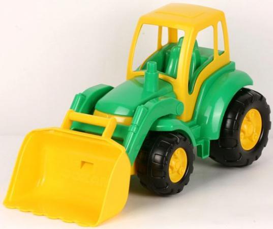 Трактор Полесье ЧЕМПИОН зеленый 0476 стоимость