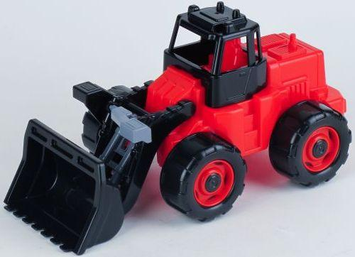 Трактор-погрузчик Полесье ГЕРАКЛ красный 22370