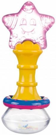 Прорезыватель водный Canpol Волшебная палочка с рождения охлаждающий желтый 2/228
