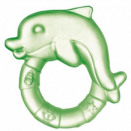 Прорезыватель водный Canpol Дельфин с рождения охлаждающий зелёный 2/221 напольная плитка italon provenza 21317 марсель 30