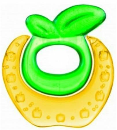 Прорезыватель водный Canpol Fruits с рождения охлаждающий желтый 2/812