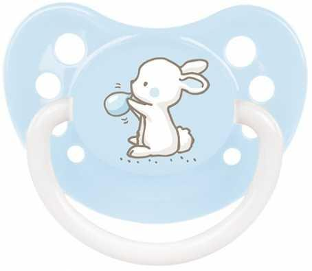 Пустышка анатомическая Canpol Little cuties силикон, 6-18 мес., арт. 23/263, ассортимент
