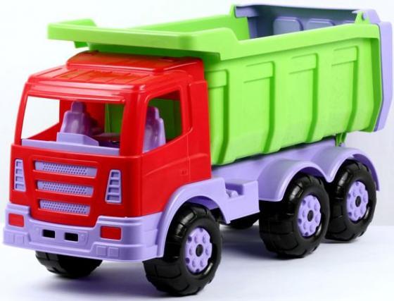 Фото - Самосвал ПОЛЕСЬЕ ПРЕМИУМ цвет в ассортименте 6607 полесье набор игрушек для песочницы 468 цвет в ассортименте