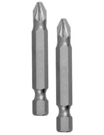 Бита EDGE 818010028 PH2 длина 50 мм, 2шт в блистере