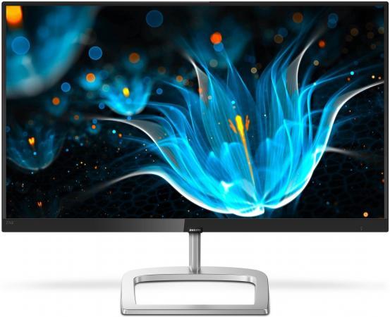 Монитор 27 Philips 276E9QSB/00 черный серебристый IPS 1920x1080 250 cd/m^2 5 ms DVI VGA монитор 21 5 aoc i2269vw черный серебристый ips 1920x1080 250 cd m^2 5 ms dvi vga