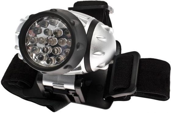 цена на Фонарь КОСМОС H19-LED 19хLED 3хAAA (R03) налобный