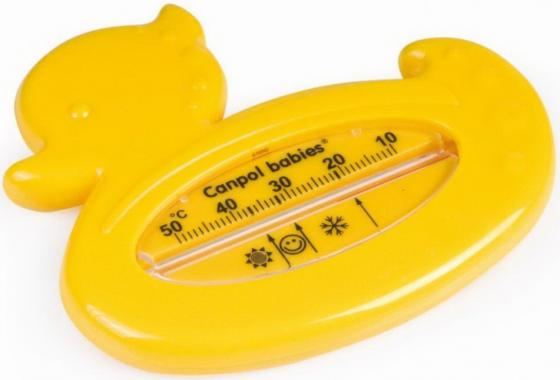 Термометр для ванны Canpol Уточка арт. 2/781 цвет желтый