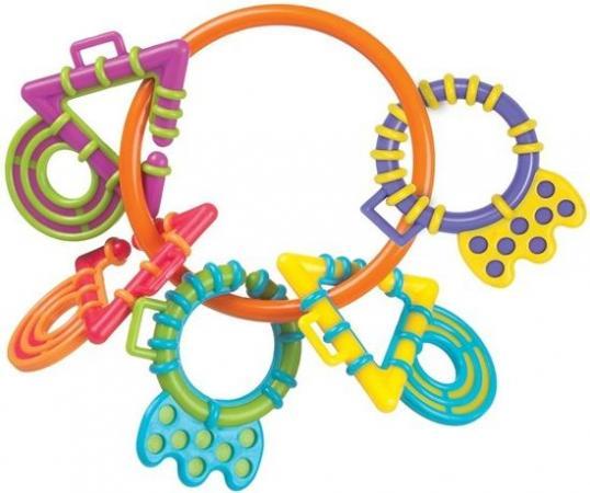 Погремушка-прорезыватель Playgro (Плейгро) My First игрушка погремушка playgro плейгро шар