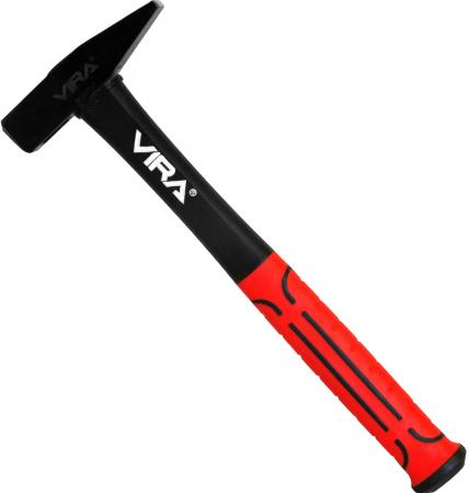 цена на Молоток слесарный VIRA 900033 300г с фиберглассовой ручкой