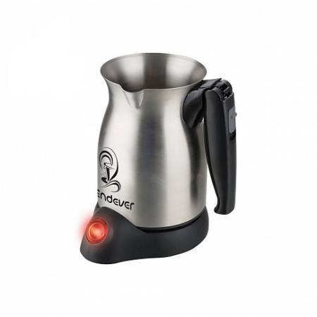 Кофеварка ENDEVER 1005-Costa 800 Вт серебристый кофеварка endever 1040 costa 550 вт белый