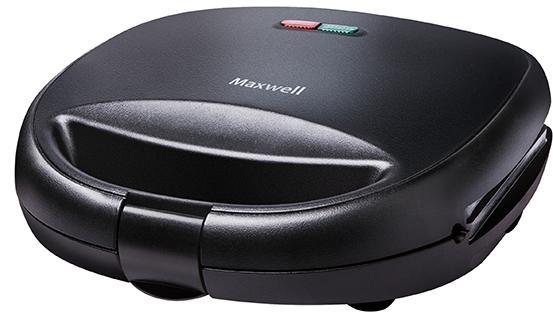 Вафельница Maxwell MW-1561 чёрный обои maxwell 158035 36