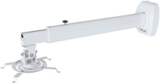 86-TRENTO white Кронштейн для проекторов VLK люстра подвесная петрасвет 5х60вт е14 металл черный с золотом s1100 5