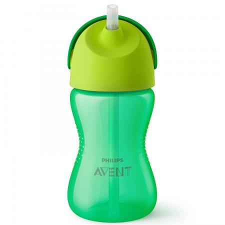 Контейнер Avent Чашка-поильник с трубочкой 1 шт от 9 месяцев зеленый SCF798/01 контейнер avent чашка поильник 1 шт от 9 месяцев фиолетовый scf796 02