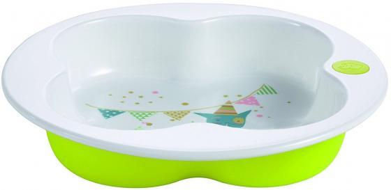 Тарелка Bebe Confort клевер 1 шт от 1 года зеленый 31000303 bebe confort автокресло creatis fix devin denim