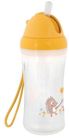 Поильник-чашка универсальная Bebe Confort 260 мл, 15+ мес., цвет желтый чашка поильник avent 260 мл от 12 мес розовый