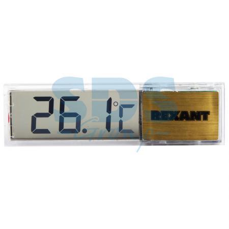 Термометр электронный REXANT RX-509 термометр электронный в самаре