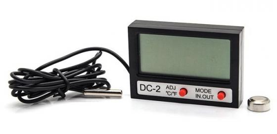 Термометр электронный REXANT комнатно-уличный с часами термометр электронный в самаре