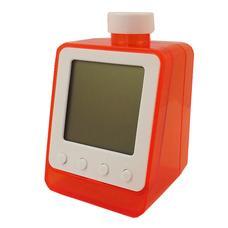 Часы на воде с термометром 70-0550