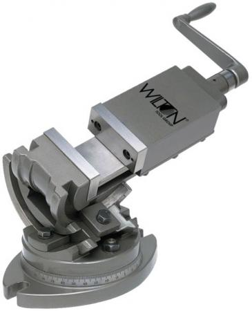 Тиски WILTON TLT/SP-50 станочные трехосевые прецизионные 50х50мм тиски wilton mmv sp 50 фрезерные прецизионные 50х50мм