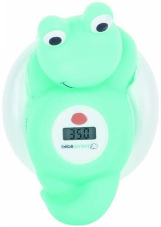 Электронный термометр для ванны Bebe Confort Лягушонок цвет голубой балдахины для кроваток bebe luvicci baby birdie