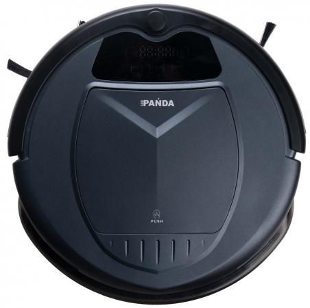 Робот-пылесос Panda X900 pro сухая влажная уборка чёрный panda робот пылесос panda x900 pro черный