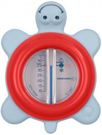 Термометр для ванны Bebe Confort Черепашка {красный} bebe confort bebe confort коврик для ванны с термоиндикатором зеленый