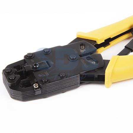 Кримпер для обжима 8P8C / 6P6C / 4P4C (ht-200R) кримпер rexant profi 8p8c ht 808 12 3453