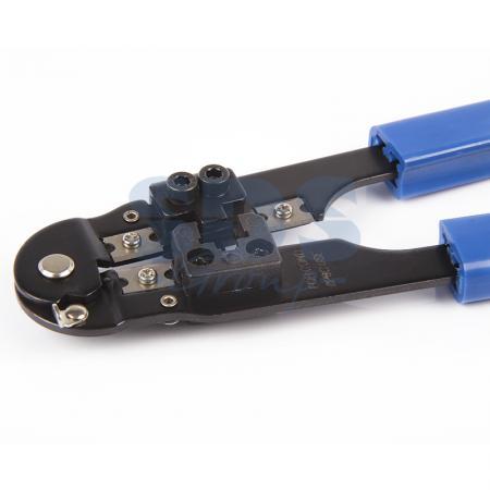 Кримпер для обжима компьютерный 8P8C (ht-210N) кримпер rexant profi 8p8c ht 808 12 3453