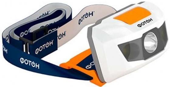 Фонарь ФОТОН SH-500 налобный светодиодный 1W 3xLR03 в комплекте 10000 500 1w
