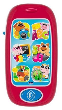 Интерактивная игрушка Chicco Говорящий смартфон ABC от 6 месяцев